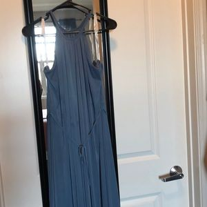 David's Bridal Bridesmaid Maternity Dress